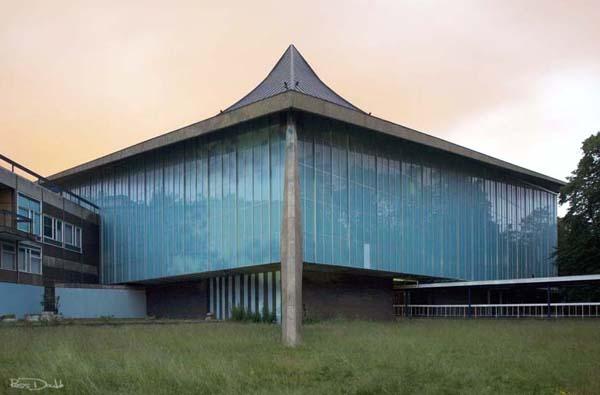 Будущий дом Музея Дизайна