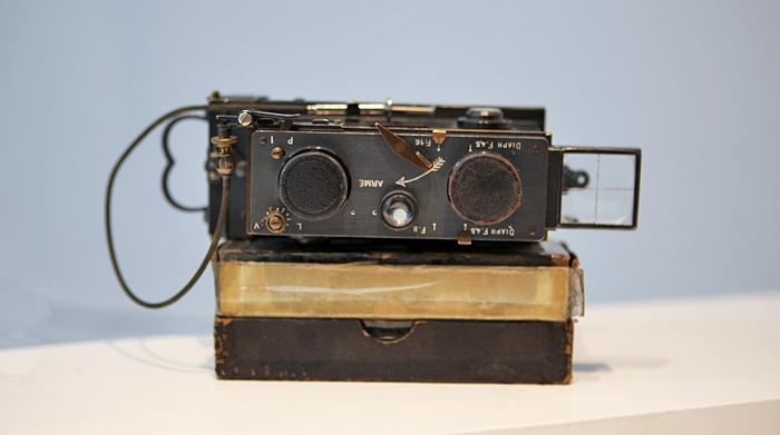 В 1914 году Richard Verascope сделал стереоскопические снимки во время первой Мировой войны. Оригиналы фотографий и камера, на которую они были сделаны, находятся в студии графического дизайна NERD'S World в Торонто.