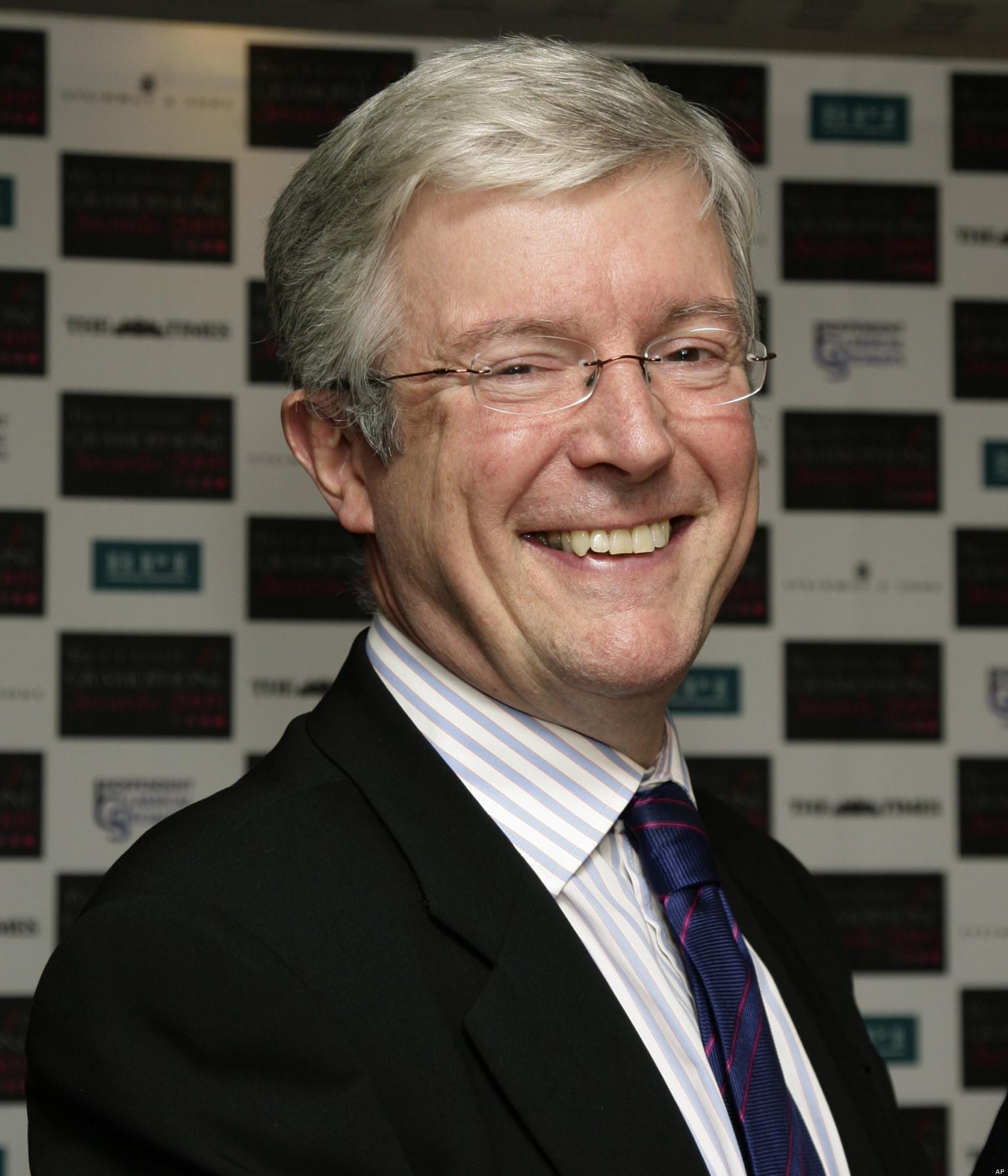 Тони Холл, генеральный директор BBC. Источник: Daily Record.