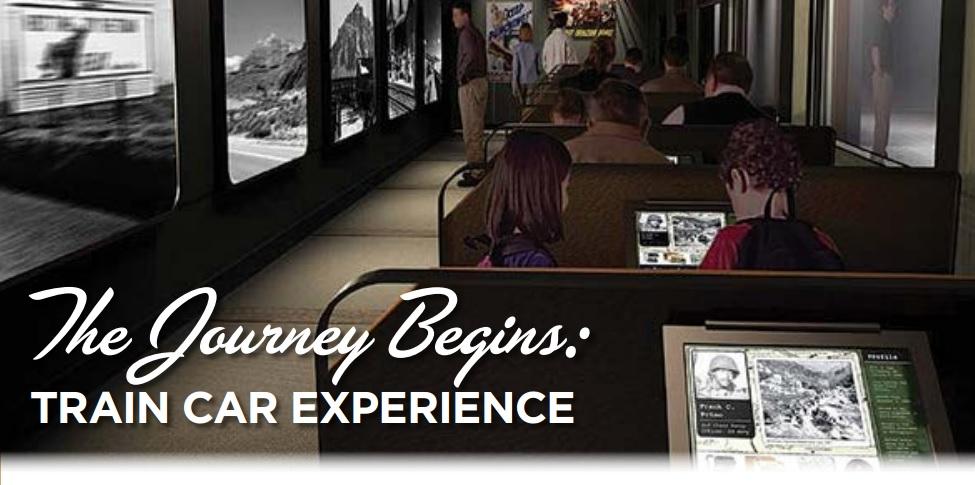 train car experience